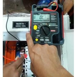 MEGACION DE TABLEROS ELECTRICOS