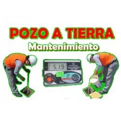INSTALACION Y MANTENIMIENTO DE POZOS A TIERRA.